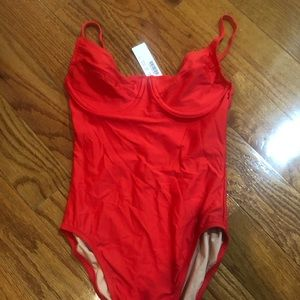 Jcrew swimsuit size 2